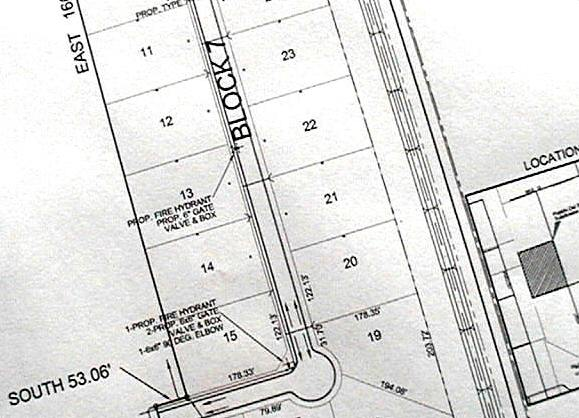 Subdivision Applications and Development Applications